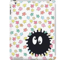 Silly Soot Sprite iPad Case/Skin