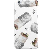 Burritomania! iPhone Case/Skin