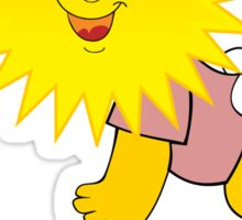 Little Miss Sunshine - Baby Girl Jumpsuit Onesie Sticker