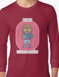 The Fit & Determined Long Sleeve T-Shirt