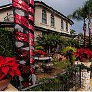 Christmas in a Naples Garden by Celeste Mookherjee