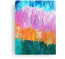 The Colors of the Sky Canvas Print