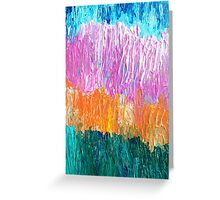 The Colors of the Sky Greeting Card