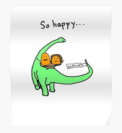 Kevin: So happy... Poster