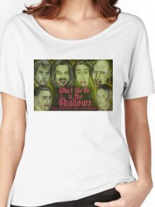 What We Do In The Shadows Women's Relaxed Fit T-Shirt