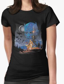 Throne wars is coming Womens Fitted T-Shirt