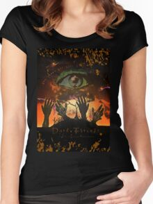 Acacia Love: Soul Awakening Women's Fitted Scoop T-Shirt