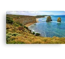 Lonely Apostles Canvas Print