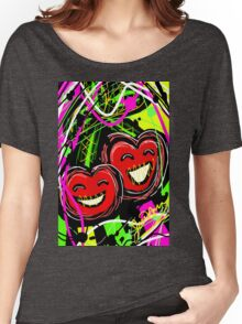 Adorable Cherry  Women's Relaxed Fit T-Shirt