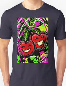 Adorable Cherry  Unisex T-Shirt