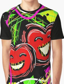 Adorable Cherry  Graphic T-Shirt