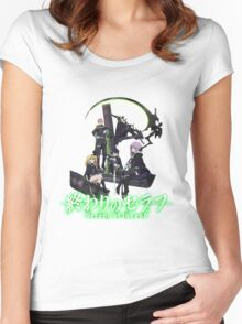 Owari No Seraph - Seraph Of The End  Women's Fitted Scoop T-Shirt