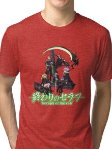 Owari No Seraph - Seraph Of The End  Tri-blend T-Shirt