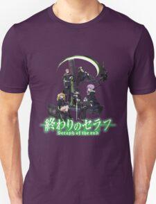 Owari No Seraph - Seraph Of The End  Unisex T-Shirt