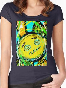 Adorable Lemon Women's Fitted Scoop T-Shirt