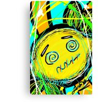 Adorable Lemon Canvas Print