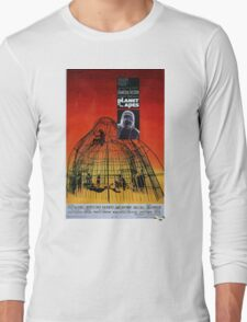 Movie Poster Merchandise Long Sleeve T-Shirt