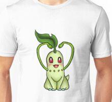 Adorable Chikorita! Unisex T-Shirt