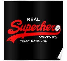 Real Superhero Poster