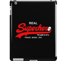 Real Superhero iPad Case/Skin