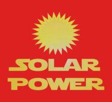 Photovoltaic PV - Solar Sales Conference Stand T-Shirt Sticker Kids Clothes