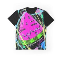 Adorable Watermelon Graphic T-Shirt