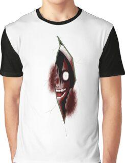Jeff The Killer - Through The Killer Graphic T-Shirt