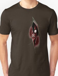 Jeff The Killer - Through The Killer Unisex T-Shirt