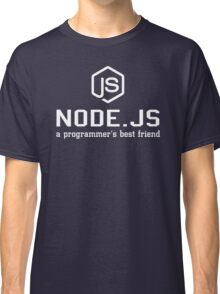 Node.js Programmer's Best Friend Classic T-Shirt