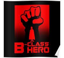 B-Class Hero Poster