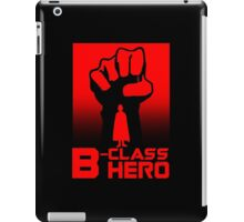 B-Class Hero iPad Case/Skin