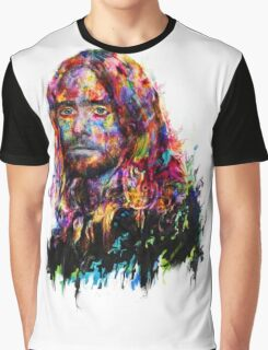 Jared Leto Graphic T-Shirt