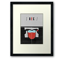 Rewind MTMTE Retro Character Poster Framed Print