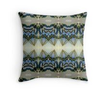 Sparks and wire. Throw Pillow