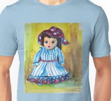 Marietjie, my pop / my doll Unisex T-Shirt