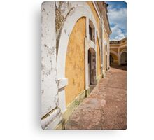 The Old Fort Canvas Print