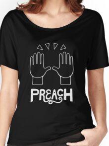 PREACH - Celebration Hands Emoji Art Women's Relaxed Fit T-Shirt