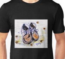 These boots are made for walking.... Unisex T-Shirt