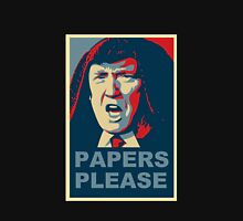 Trump,  Papers Please! Unisex T-Shirt