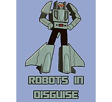 Robots in  Disguise Photographic Print