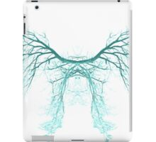 Branches Blue iPad Case/Skin