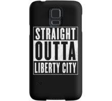 GTA - Liberty City Samsung Galaxy Case/Skin