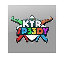 KYR Sp33dy Photographic Print