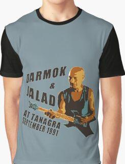Darmok & Jalad at Tanagra (Light / Color version) Graphic T-Shirt
