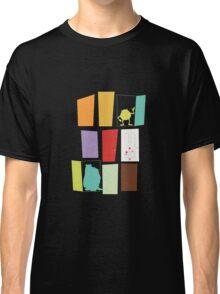 Monsters Inc Classic T-Shirt