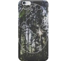 Nature in the Earth  iPhone Case/Skin