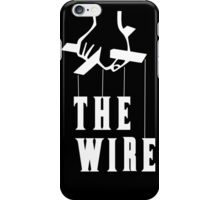 The Wire iPhone Case/Skin