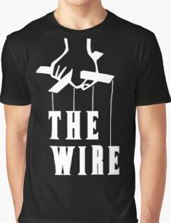 The Wire Graphic T-Shirt