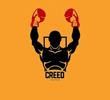 creed 2015 logo boxing i fight for Unisex T-Shirt