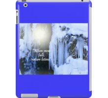 Frozen iPad Case/Skin